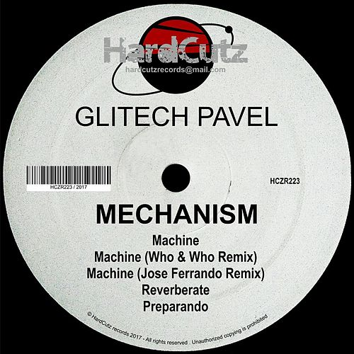 Mechanism by Glitech Pavel