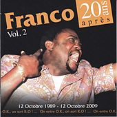 20 ans après, vol. 2 (12 octobre 1989 - 12 octobre 2009 / On entre O.K, on sort K.O !) by Franco