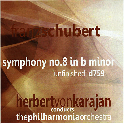 Play & Download Schubert: Symphony No. 8 in B Minor by Philharmonia Orchestra | Napster