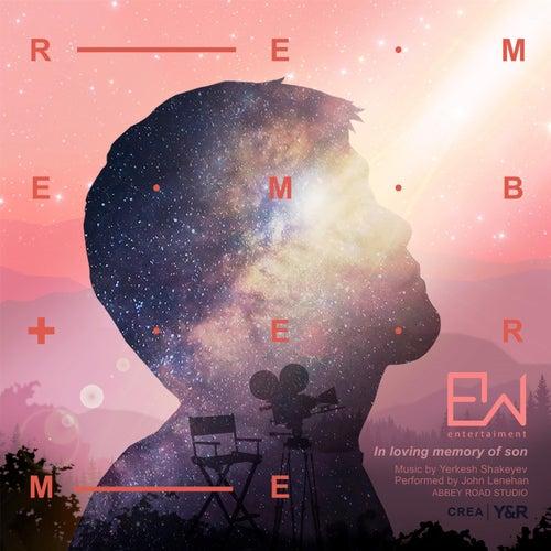 Yerkesh Shakeyev: Remember Me by John Lenehan