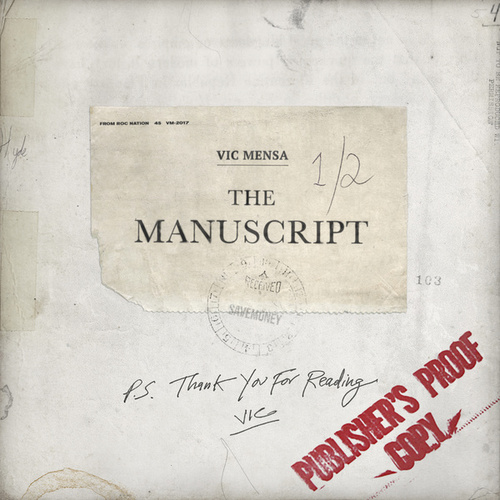 The Manuscript by Vic Mensa