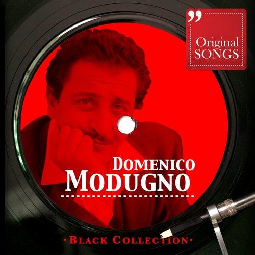 Black Collection: Domenico Modugno de Domenico Modugno