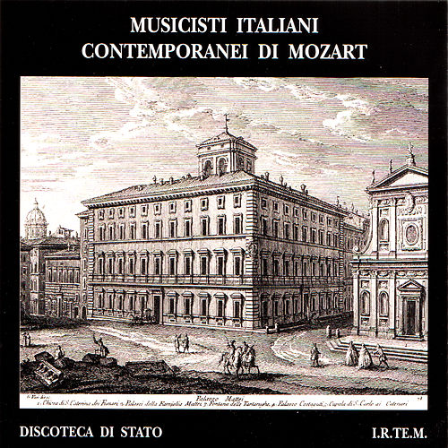 Play & Download Musicisti Italiani Contemporanei di Mozart by Various Artists | Napster