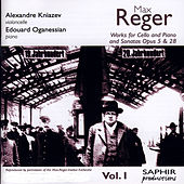 Works For Cello And Piano And Sonatas Op.5 et 28 by Alexandre Kniazev