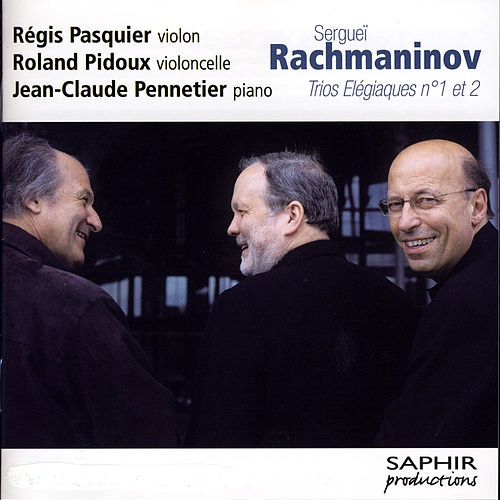 Play & Download Trios Elégiaques n°1 et n°2 by Jean-Claude Pennetier | Napster