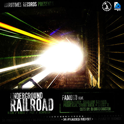 Underground Railroad Remix (Digi 12') by Chubb Rock