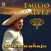 Play & Download Cuesta Abajo by Emilio Galvez | Napster