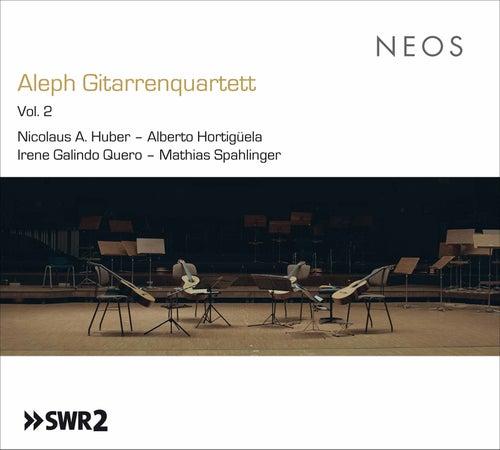Aleph gitarrenquartett, Vol. 2 by Aleph Guitar Quartet