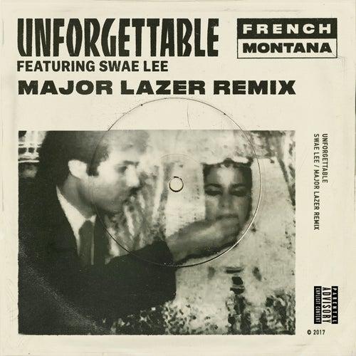 Unforgettable (Major Lazer Remix) van French Montana