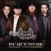 Pa' Que No Me Anden Contando by Voz De Mando