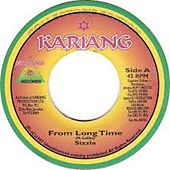 From Long Time by Sizzla