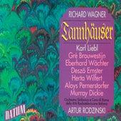 Wagner: Tannhäuser, WWV 70 (Live) by Various Artists