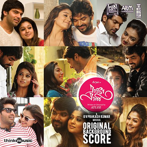 Raja Rani (Original Background Score) by G.V.Prakash Kumar