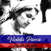 Orgullo de Chile by Violeta Parra