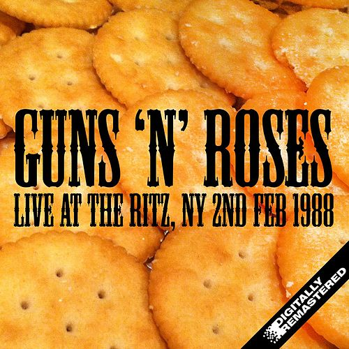 Live at the Ritz, NY 2 Feb 1988 - Remastered de Guns N' Roses