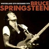 Live at the Winterland 15th December 1978 von Bruce Springsteen