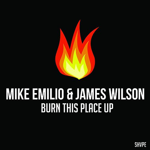 Burn This Place Up by James Wilson