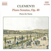 Play & Download Piano Sonatas, Op. 40 by Muzio Clementi | Napster
