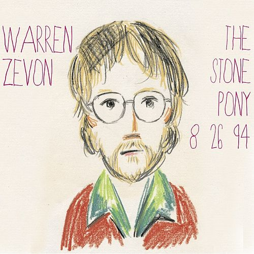 The Stone Pony (Live Radio Broadcast) de Warren Zevon