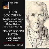 Boccherini & Haydn: Works with Guitar by Various Artists