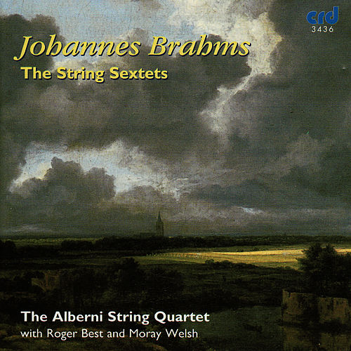 Play & Download Brahms: The String Sextets by The Alberni String Quartet | Napster