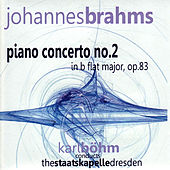 Play & Download Brahms: Piano Concerto No. 2 by Staatskapelle Dresden | Napster