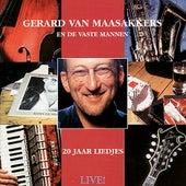 20 Jaar Liedjes - Live! by Gerard Van Maasakkers
