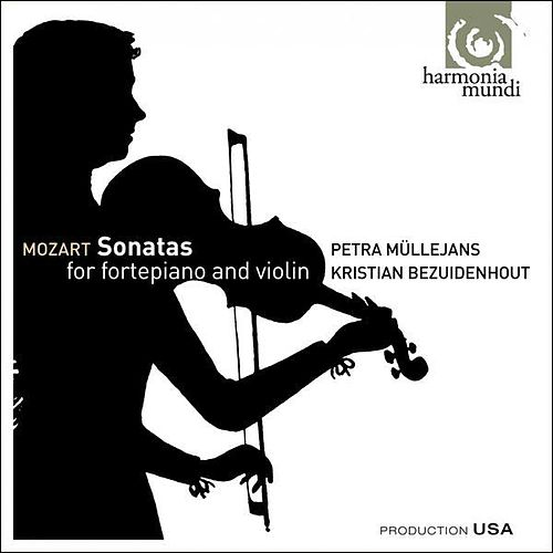 Play & Download Mozart: Sonatas for Fortepiano & Violin by Petra Müllejans | Napster
