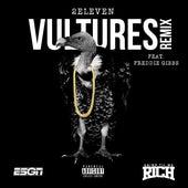 Vultures (Remix) [feat. Freddie Gibbs] by 2:Eleven