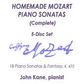 Homemade Mozart Sonatas (Complete) by John Kane