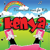 Imagine Me - Personalized Music for Kids: Kenya by Personalized Kid Music