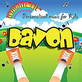 Imagine Me - Personalized Music for Kids: Davon by Personalized Kid Music