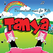 Imagine Me - Personalized Music for Kids: Tanya by Personalized Kid Music