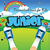 Imagine Me - Personalized Music for Kids: Junior by Personalized Kid Music