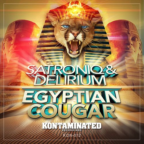 Egyptian Cougar by Delerium