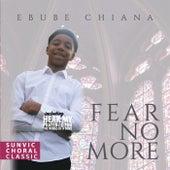 Fear No More by Ebube Chiana