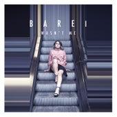Wasn´t Me de Barei