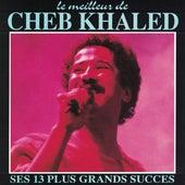 Le meilleur de Cheb Khaled (Ses 13 plus grands succès) von Khaled (Rai)