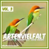 Artenvielfalt, Vol. 3 - Diversity of Modern Tech-House Sounds by Various Artists