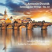 Antonin Dvorak: Serenade for Strings, Op. 22 by Janacek Philharmonic Orchestra