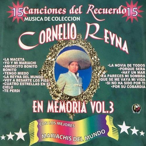 En Memoria, Vol.3 by Cornelio Reyna