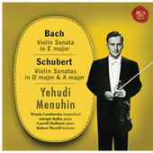 Yehudi Menuhin Plays Bach, Debussy, Schubert, Rachmaninoff and Händel by Various Artists