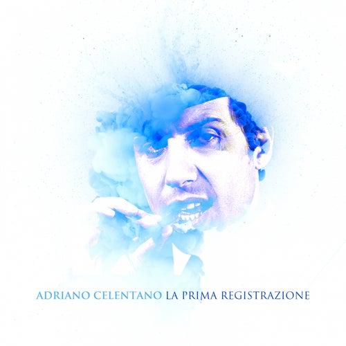 Adriano celentano la prima registrazione by Adriano Celentano