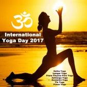 International Yoga Day 2017 (Hatha Yoga, Iyengar Yoga, Prana Vinyasa Flow Yoga, Ashtanga Yoga, Kundalini Yoga, Yin Yoga & Power Yoga) Wipe out All Negativity Inside You by Various Artists