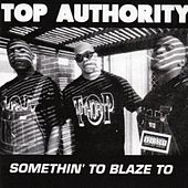 Somethin' to Blaze To by Top Authority