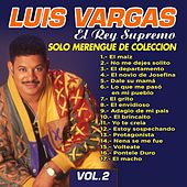 Solo Merengue de Colección, Vol. 2 by Luis Vargas