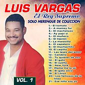 Solo Merengue de Colección, Vol. 1 by Luis Vargas