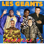 Les géants: Formule 1 by Various Artists