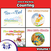 Listen And Sing-Along Counting by Kim Mitzo Thompson