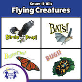 Know It All's Collection: Flying Creatures by Kim Mitzo Thompson